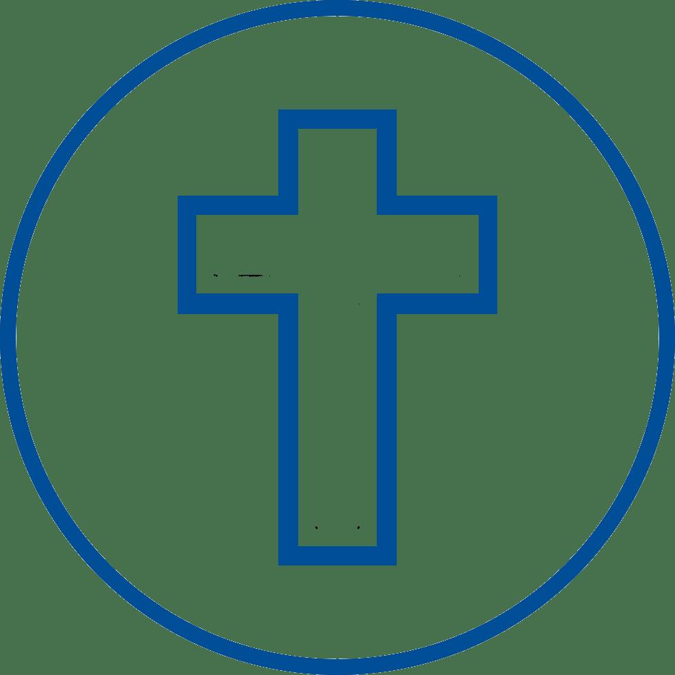 Foundation Character - Loving Cross Icon